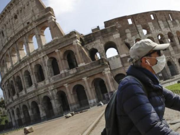 Em apenas um dia, Itália registra 3.590 casos de coronavírus e 368 mortes