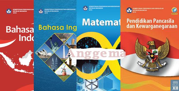 Buku Kurikulum 2013 kelas XII Edisi Revisi 2018 siswa dan guru