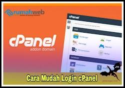 Cara Login сPаnеl Hоѕtіng Mеlаluі Clientzone Rumah Web Terbaru