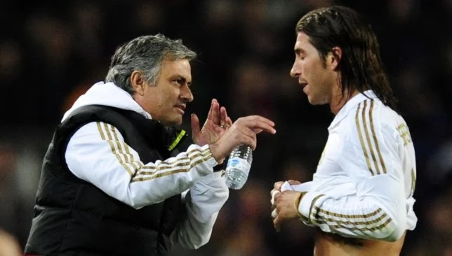 Jose Mourinho, the former Real Madrid manager, revealed the only time he cried because of football, after his defeat as a coach.
