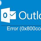 Solución al Error (0x800ccc0e) 'outlook no puede sincronizar las carpetas suscritas... (Office 2016)