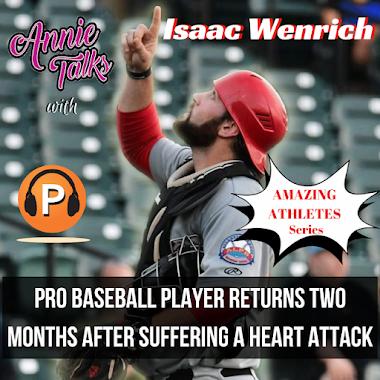 Annie Talks with Isaac Wenrich