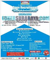 Open Recruitment at PT. Indomarco Prismatama Sidoarjo Januari 2020