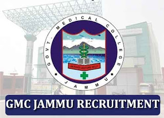 GMC Jammu Recruitment - 150 Junior Staff Nurse - Last Date: 20th May 2021