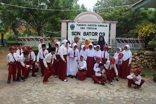 Pendidikan di Desa Bator