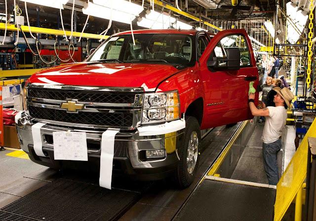 General Motors termina operaciones en Venzuela