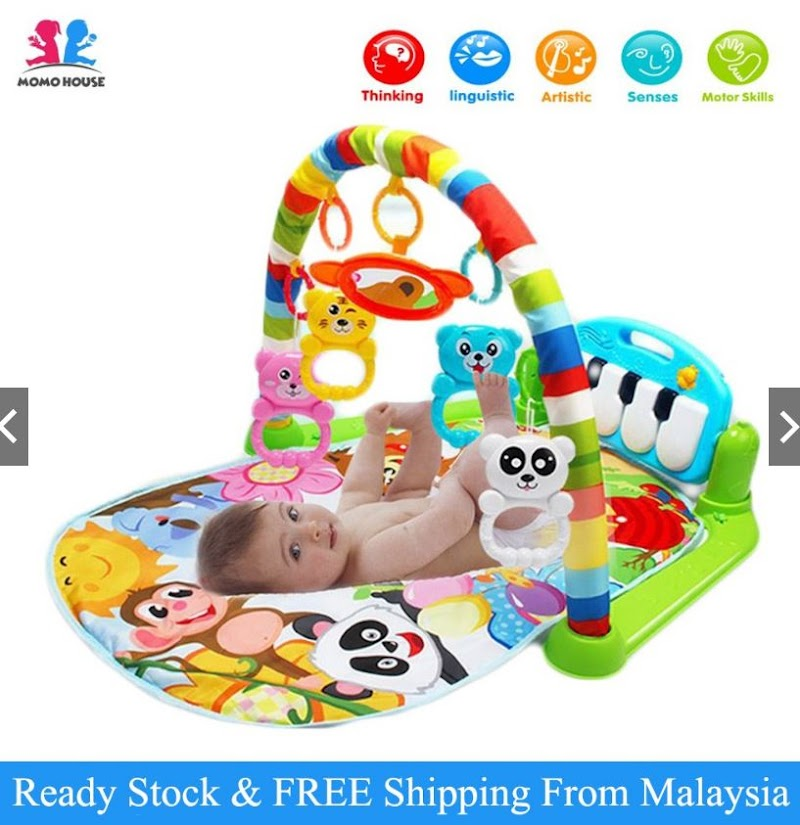 Play Gym Baby For Baby Tufael