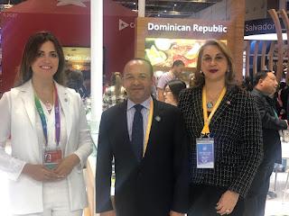 Cónsul Dominicana en Shanghái participa en la segunda edición de China  Internacional Import Export 2019