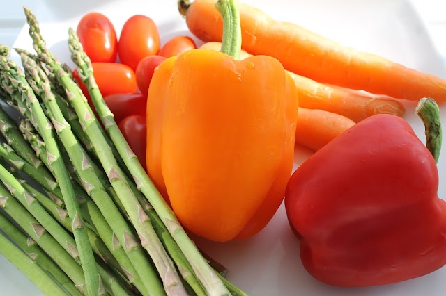 nutrition for endurance sports vegetables