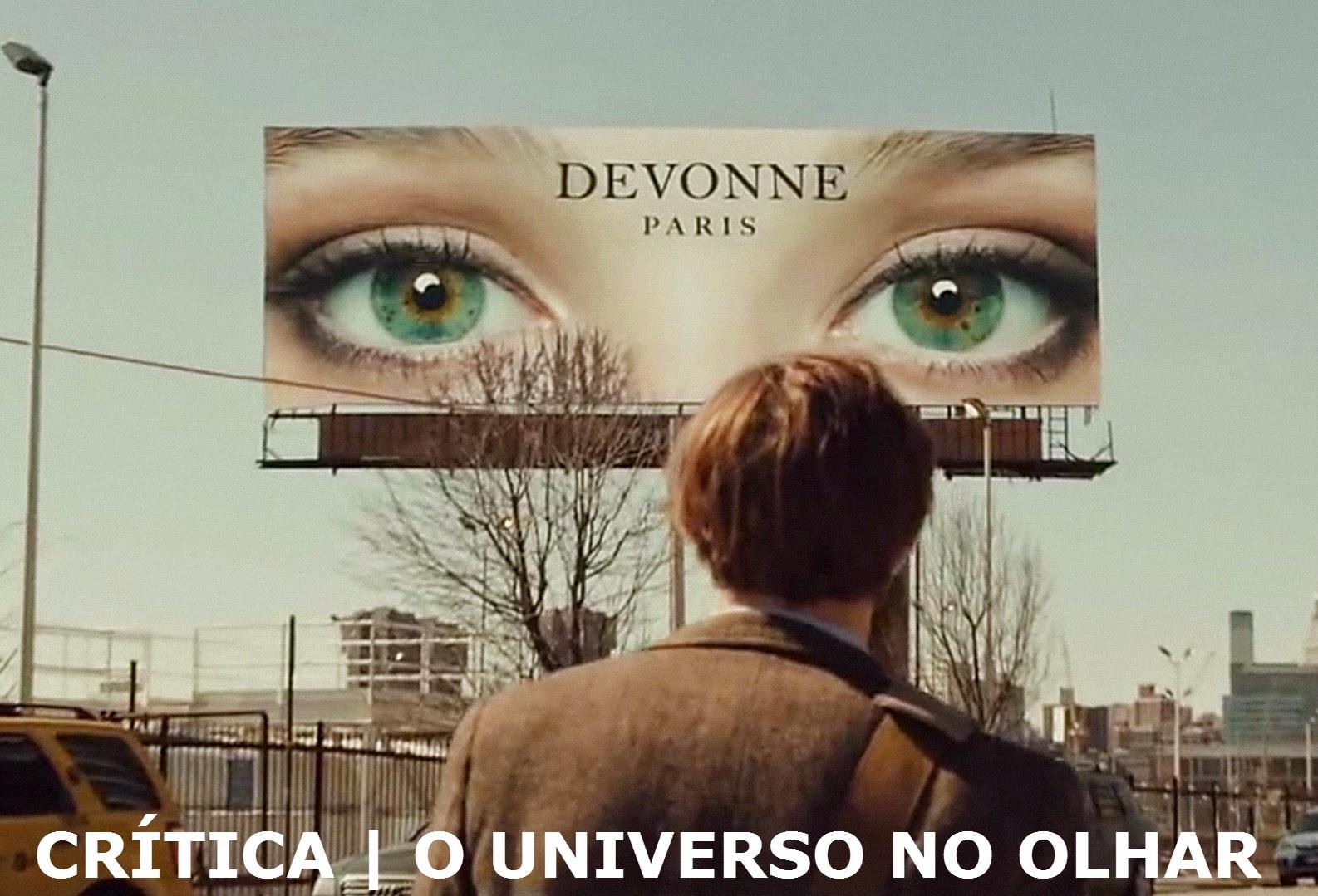 Poster do filme O Universo No Olhar