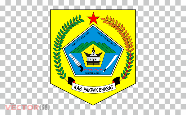 Kabupaten Pakpak Bharat Logo - Download Vector File PNG (Portable Network Graphics)