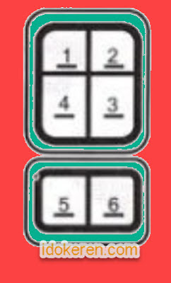 Letak Pin Socket CDI Suzuki Shogun 110 dan 125