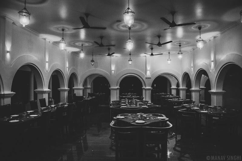 Restaurant View at Le Pondy Beach Resort, Pondicherry- 31-Oct-2019