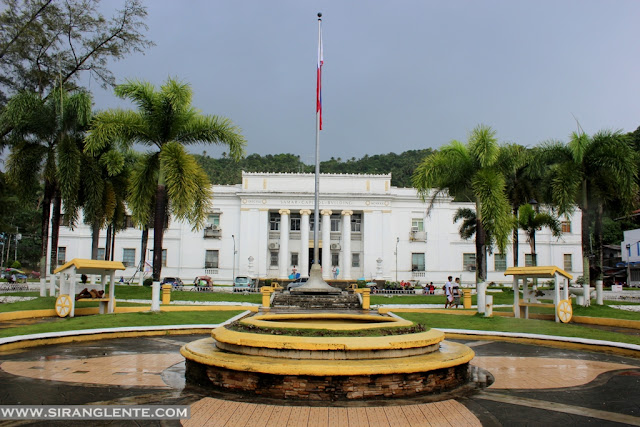 Samar Capitol Building 2020