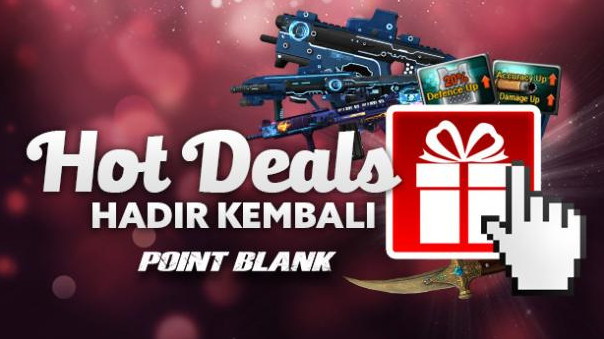 Hot Deals PB Garena 2017