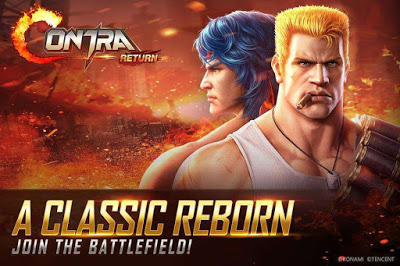 Garena Contra Return MOD APK Android (English Version)