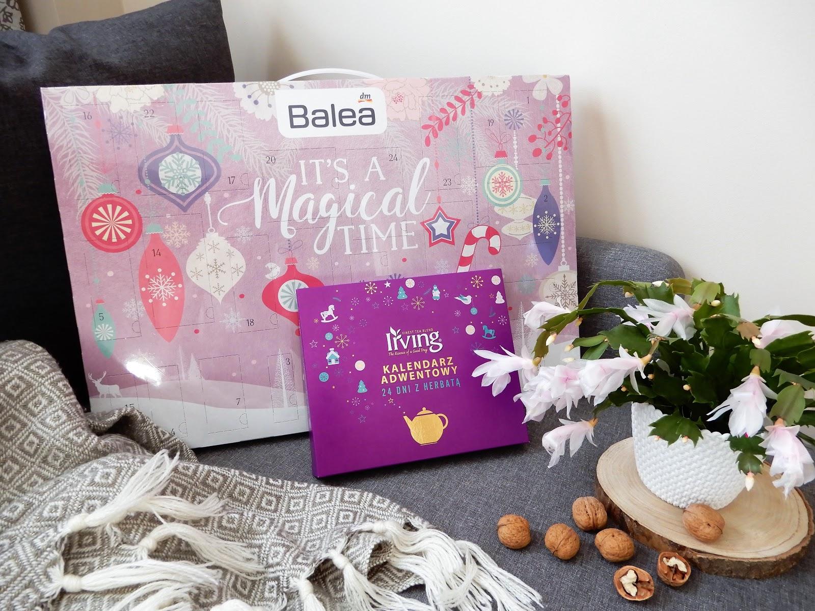 Kalendarzowy zawrót głowy | Kosmetyczne dla kobiet i mężczyzn, herbaciane kalendarze adwentowe 2019