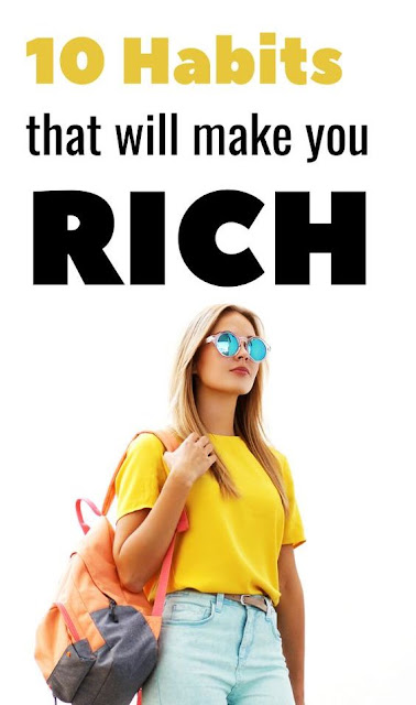 10 Habits of Rich People