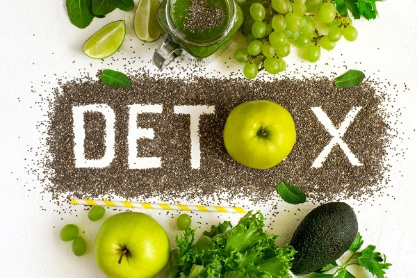Detox Secrets - Seven Main Benefits of Detox