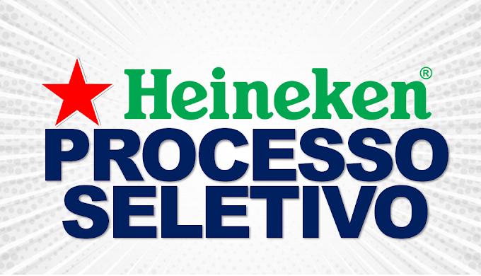 Heineken no RJ abre seletivo com diversas vagas para o cargo de Auxiliar Operacional!