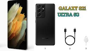 Samsung Galaxy S21 Ultra 5G)