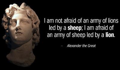 മഹാനായ അലക്സാണ്ടർ ചക്രവർത്തി
