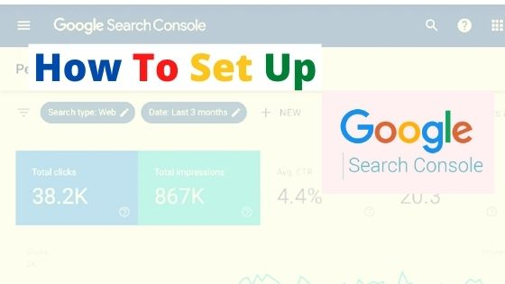 setup google search console