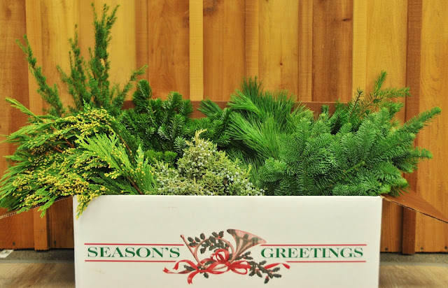 DIY christmas wreaths swags arrangements