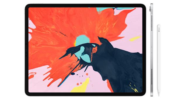 El nuevo iPad Pro del 2018 con más pantalla