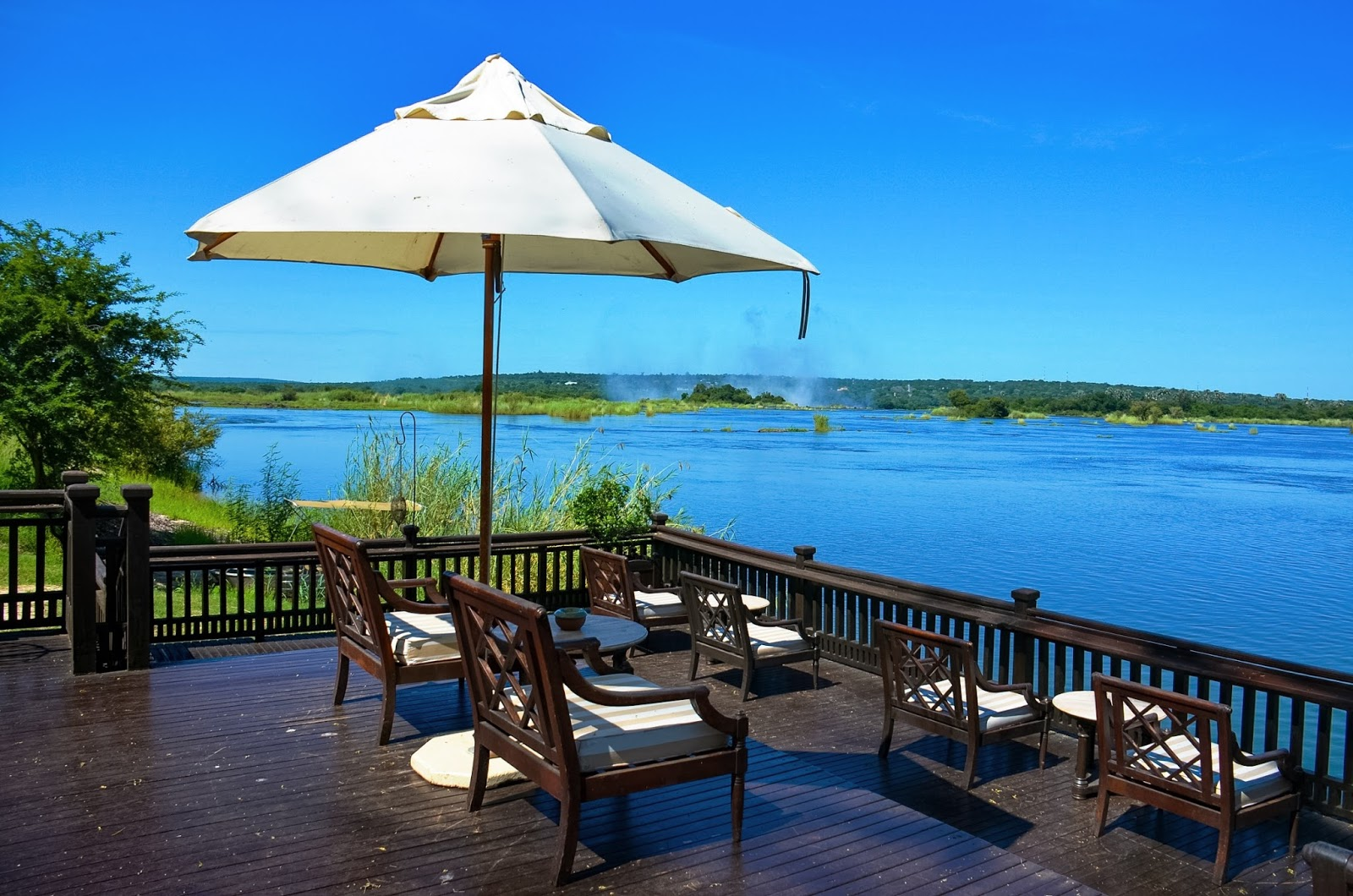 livingstone hotel zambia