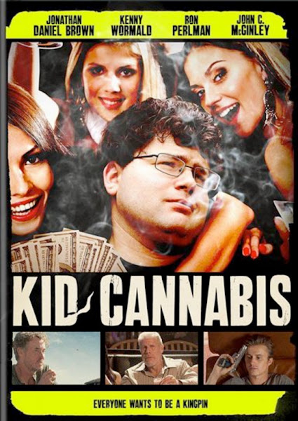 Poster of Kid Cannabis 2014 720p English BRRip Full Movie Download