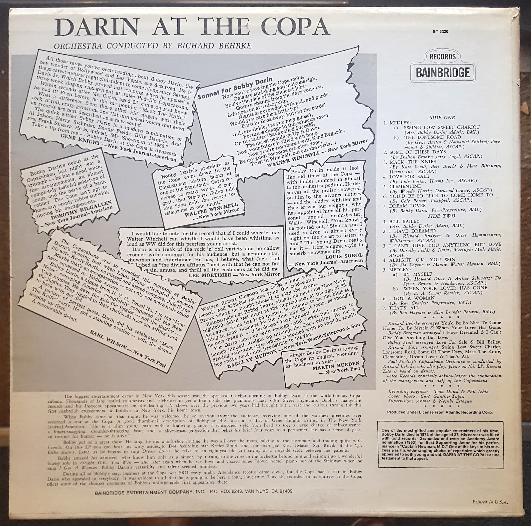 Jazz Vinyl Den