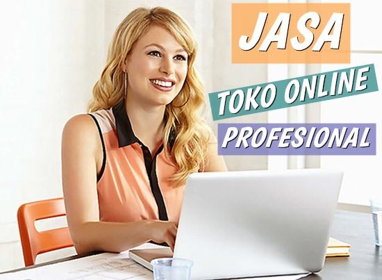Jasa Toko Online Profesional