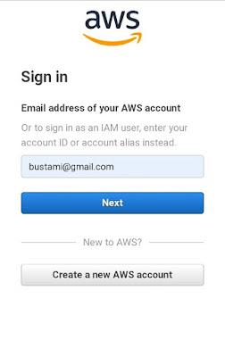 Cara Mudah Membuat VPS di Amazon Web Services