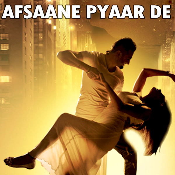 Various Artists - Afsaane Pyaar De Cover