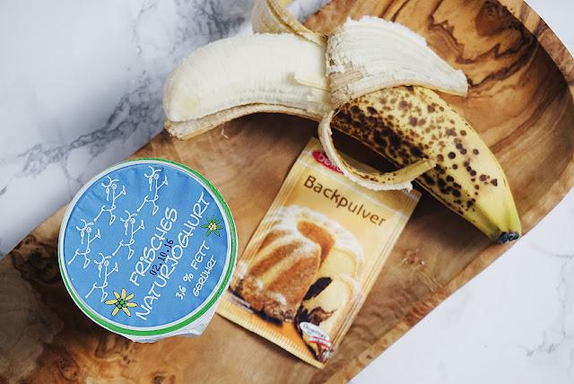 DIY Beauty Wunderwelt Bananenmaske
