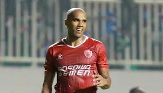 Persib Bandung Incar Striker PSM Makassar Reinaldo da Costa