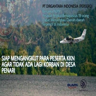 KKN Desa Penari Jadi Iklan Perusahaan BUMN di Medsos