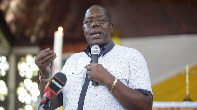 Kisumu West MP Olago Aluoch