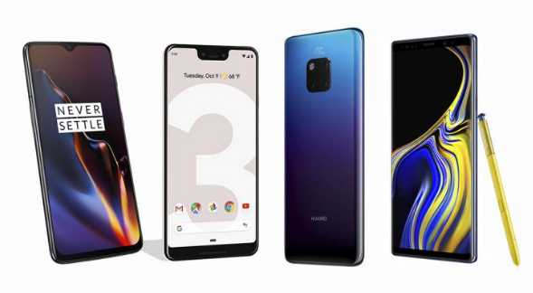 Top Choices of Best Photo Smartphone