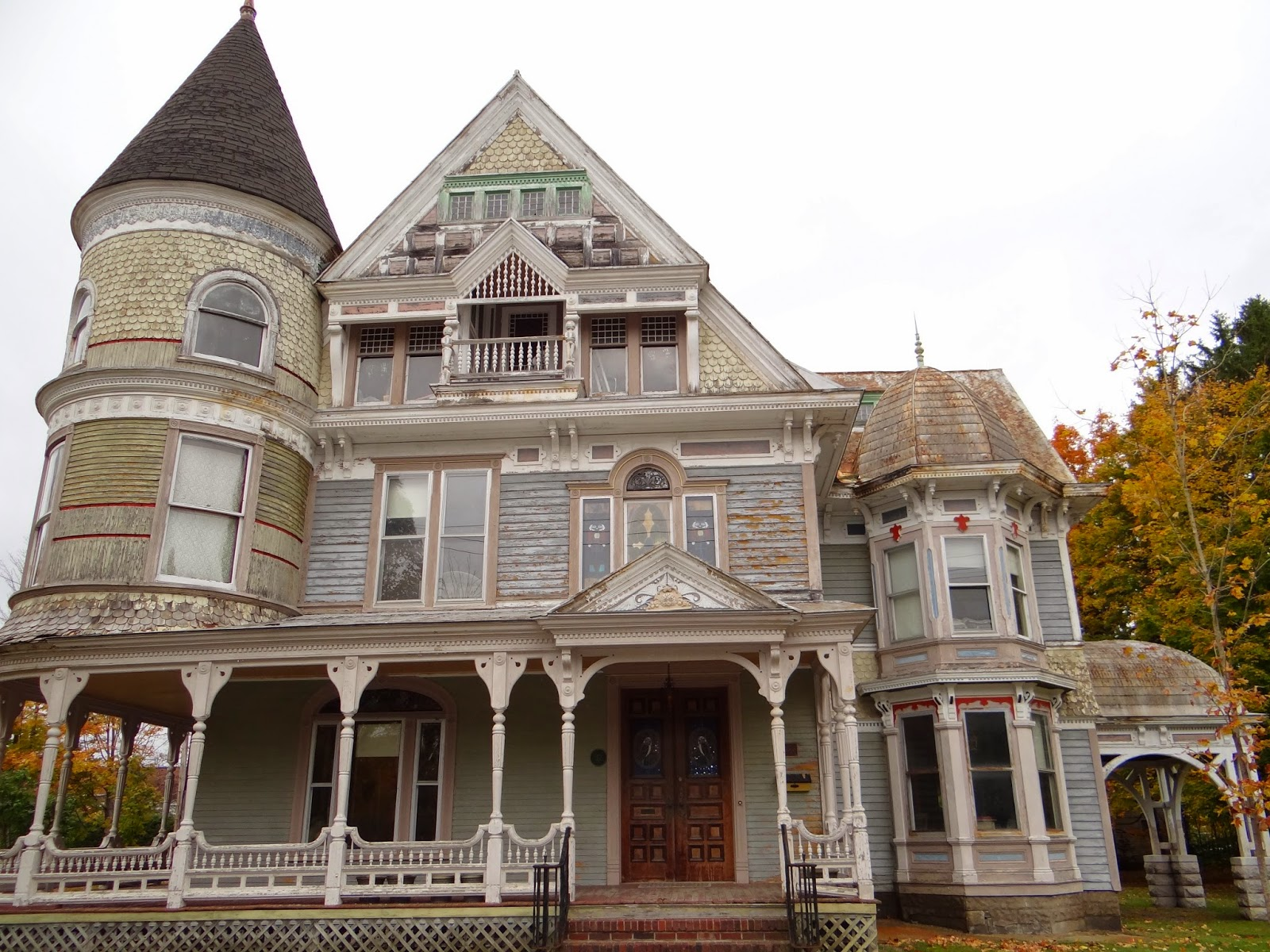 Victorian Home Upstate New York
