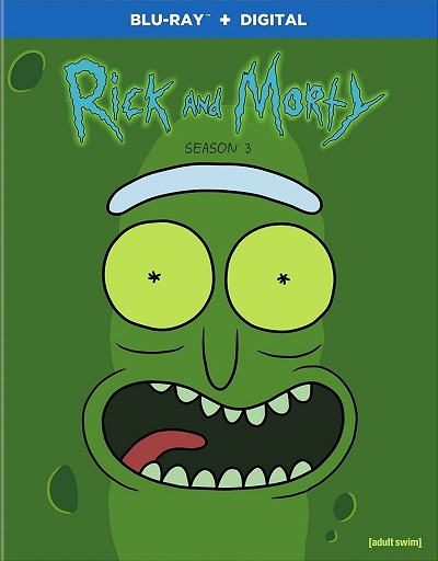 Rick and Morty (2017) Tercera Temporada REMUX 1080p Latino -CMHDD
