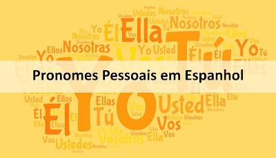 Pronomes pessoais em espanhol