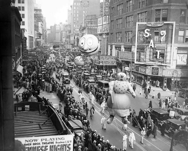 Evelyn McHale Manhattan'ın sokaklarında amaçsızca geziniyordu...