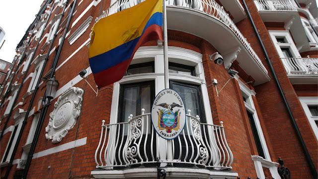 WikiLeaks: Kerry pidió a Ecuador que Assange no publicara información clasificada sobre Clinton