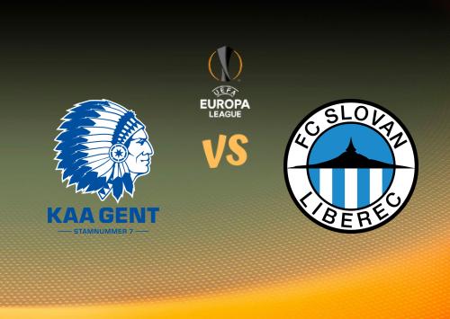 Gent vs Slovan Liberec  Resumen
