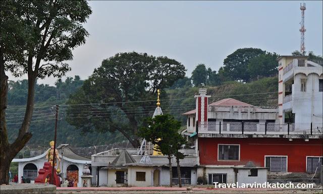 Chamunda, Mata Temple,
