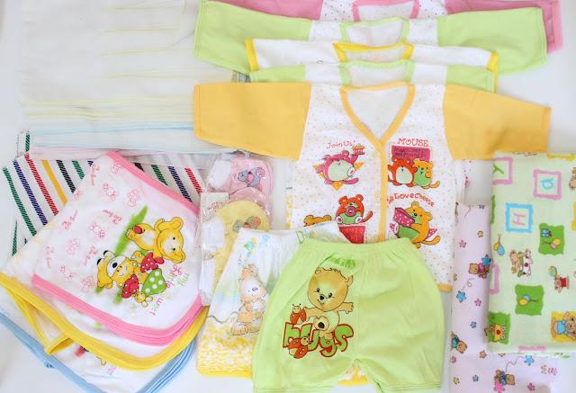 Berbagai Peralatan Bayi yang Penting Disiapkan