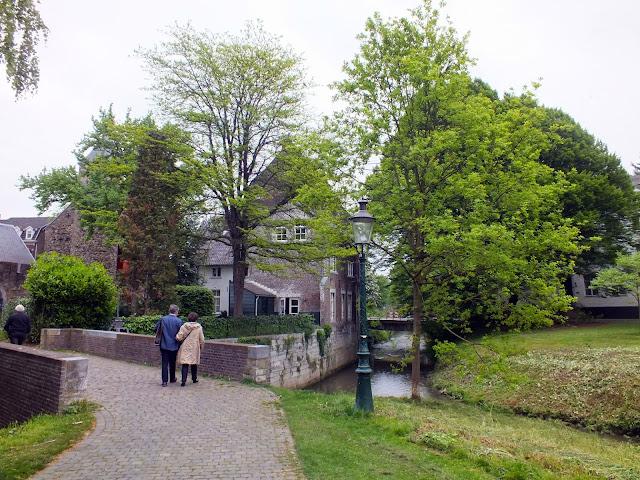 Zonas verdes en Maastricht