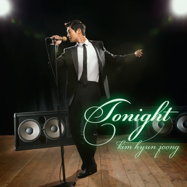 KIM HYUN JOONG – TONIGHT – EP